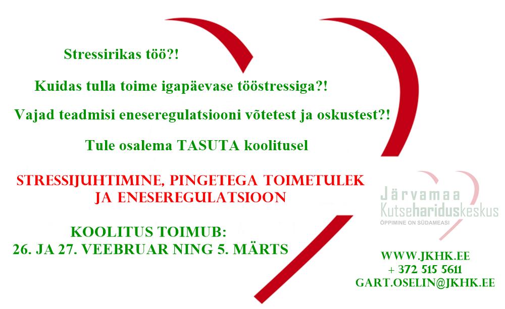 stressijuhtimine_eneseregulatsioon_pingetega_toimetulek_jkhk_täienduskoolitus_õppimine_on_südameasi
